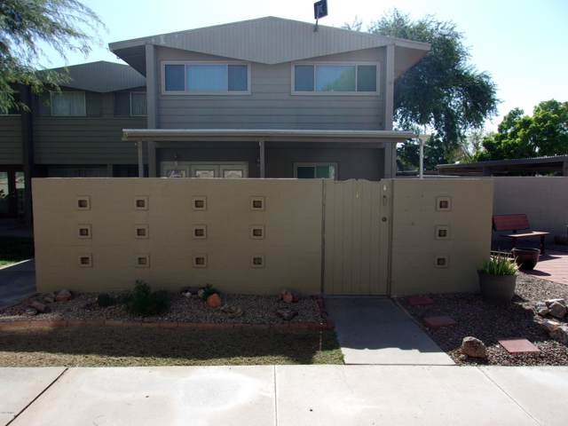 815 N Hayden Road A1, Scottsdale, AZ 85257 (MLS #6006562) :: The Ramsey Team