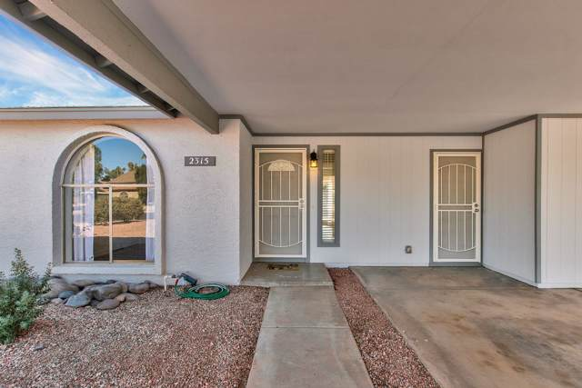 2315 W Estrella Drive, Chandler, AZ 85224 (MLS #6006600) :: BIG Helper Realty Group at EXP Realty