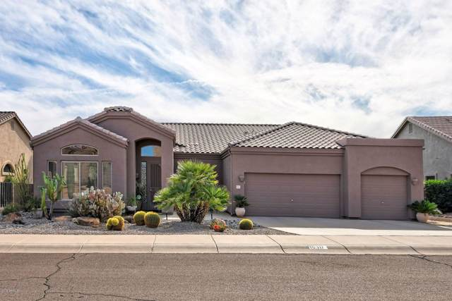 16317 E Crystal Point Drive, Fountain Hills, AZ 85268 (MLS #6006602) :: Santizo Realty Group
