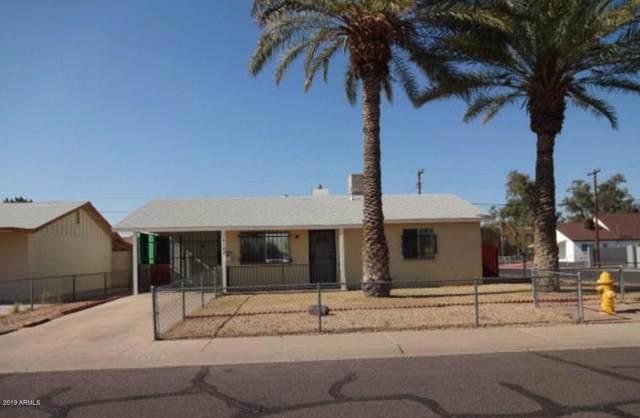 4102 W Mulberry Drive, Phoenix, AZ 85019 (MLS #6006623) :: The Kenny Klaus Team