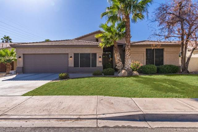 418 N Falcon Court, Gilbert, AZ 85234 (MLS #6006626) :: Revelation Real Estate