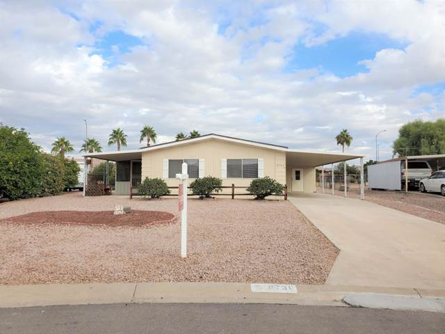 8730 E Dewan Avenue, Mesa, AZ 85208 (MLS #6006628) :: Homehelper Consultants