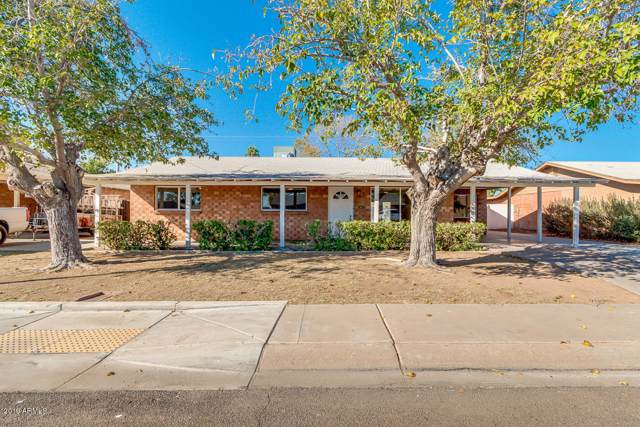 2532 N 72ND Place, Scottsdale, AZ 85257 (MLS #6006651) :: Lucido Agency