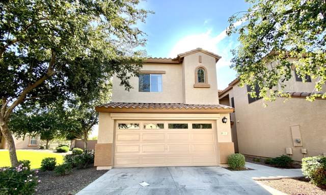 2600 E Springfield Place #9, Chandler, AZ 85286 (MLS #6006652) :: Revelation Real Estate