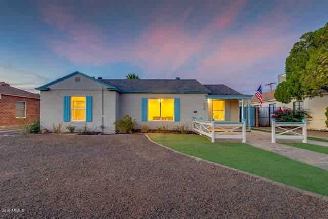 312 W Cambridge Avenue, Phoenix, AZ 85003 (MLS #6006710) :: Brett Tanner Home Selling Team