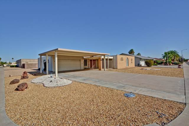 14471 N Boswell Boulevard, Sun City, AZ 85351 (MLS #6006723) :: Nate Martinez Team
