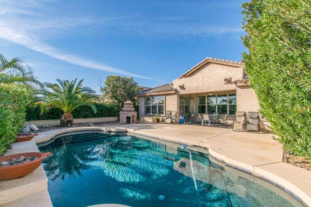 18161 N Larkspur Drive, Maricopa, AZ 85138 (MLS #6006727) :: Team Wilson Real Estate