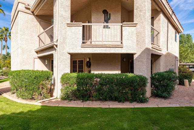 9450 N 95TH Street #112, Scottsdale, AZ 85258 (MLS #6006729) :: Lucido Agency