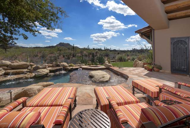 11751 E Blue Sky Drive, Scottsdale, AZ 85262 (MLS #6006732) :: Lucido Agency