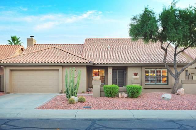 9919 E Dreyfus Avenue, Scottsdale, AZ 85260 (MLS #6006745) :: The W Group