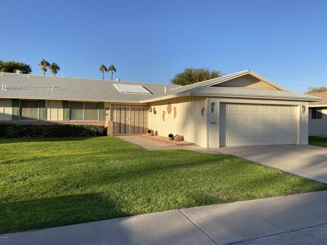 10346 W Kingswood Circle, Sun City, AZ 85351 (MLS #6006753) :: Yost Realty Group at RE/MAX Casa Grande