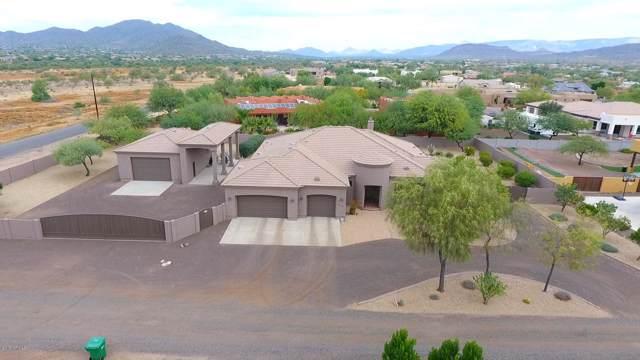 612 W Los Carrales Drive, Phoenix, AZ 85086 (MLS #6006758) :: Dijkstra & Co.