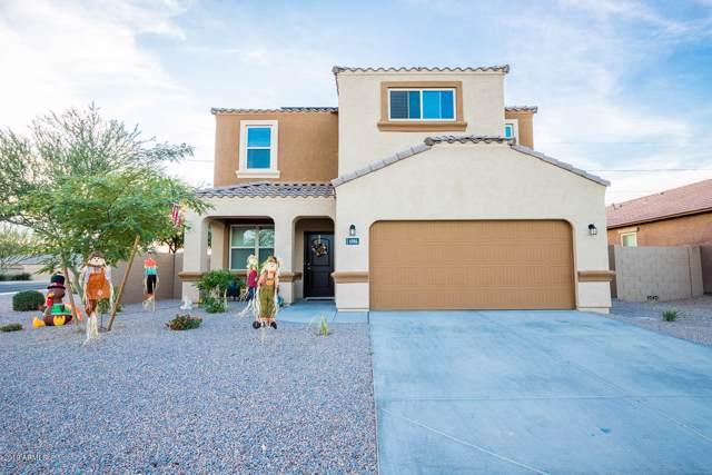 6986 S 254TH Lane, Buckeye, AZ 85326 (MLS #6006779) :: The Garcia Group