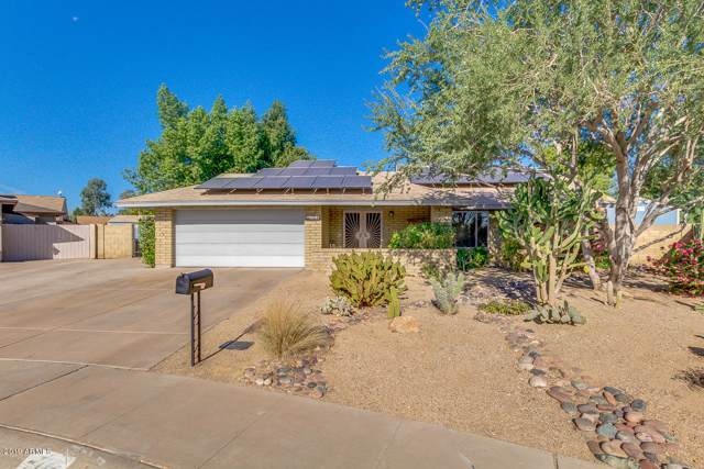 708 W Woodman Drive, Tempe, AZ 85283 (MLS #6006781) :: The W Group