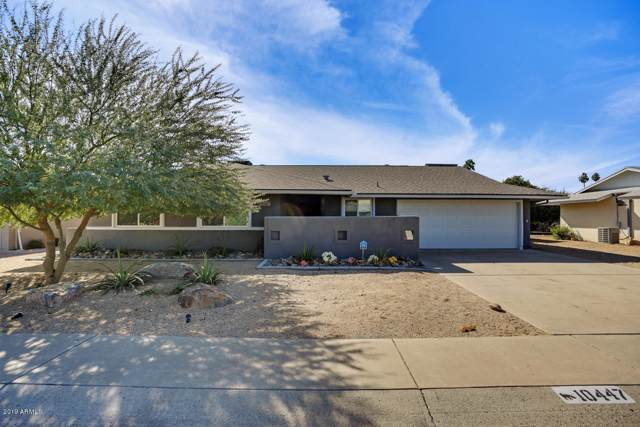 10447 W Bolivar Drive, Sun City, AZ 85351 (MLS #6006783) :: The W Group
