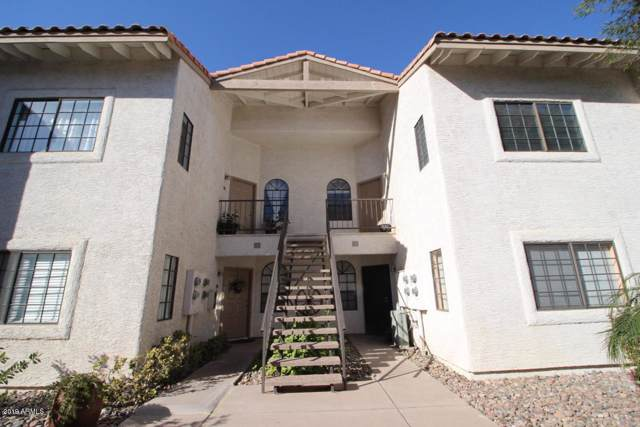 930 N Mesa Drive #2077, Mesa, AZ 85201 (MLS #6006784) :: The W Group