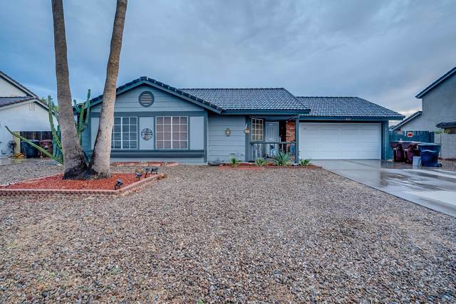 8127 W Larkspur Drive, Peoria, AZ 85381 (MLS #6006790) :: Power Realty Group Model Home Center