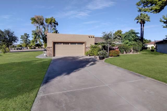 577 Leisure World, Mesa, AZ 85206 (MLS #6006792) :: Homehelper Consultants