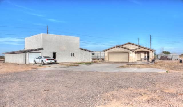 13191 N Breeze Way, Maricopa, AZ 85139 (MLS #6006806) :: Team Wilson Real Estate