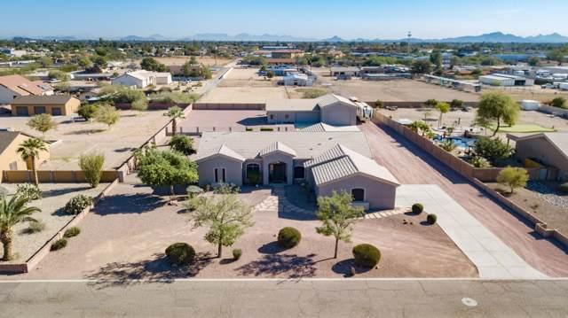 17339 N 64TH Lane, Glendale, AZ 85308 (MLS #6006808) :: Homehelper Consultants