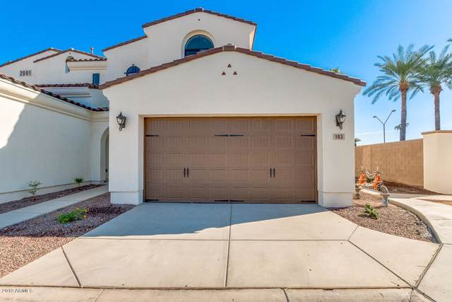 14200 W Village Parkway #103, Litchfield Park, AZ 85340 (MLS #6006868) :: Occasio Realty
