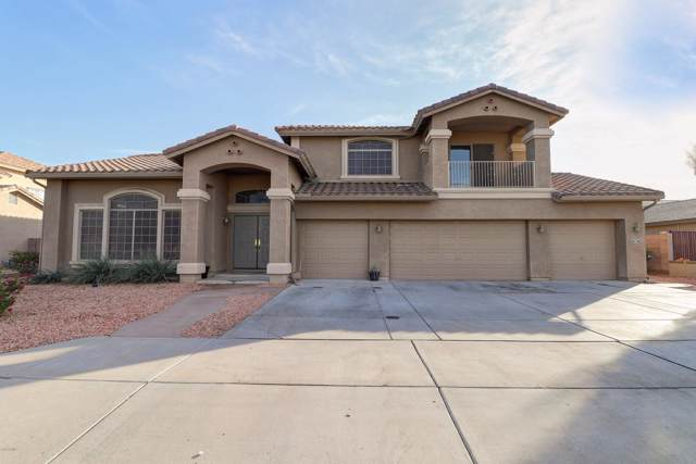 13525 W Windsor Boulevard, Litchfield Park, AZ 85340 (MLS #6006878) :: The Luna Team