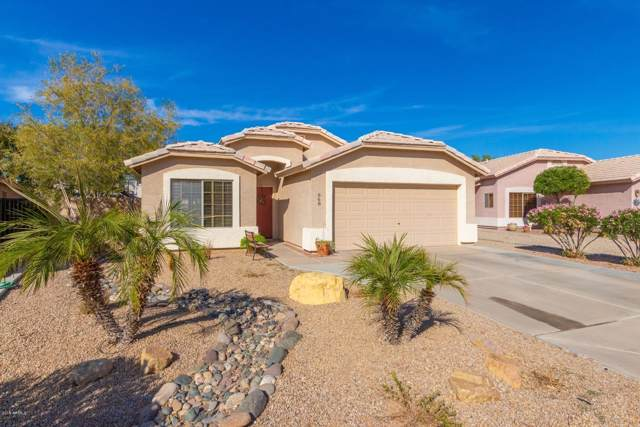 668 W Dublin Street, Gilbert, AZ 85233 (MLS #6006888) :: Team Wilson Real Estate