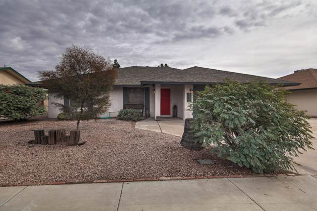 1437 S Cochise Street, Mesa, AZ 85204 (MLS #6006889) :: The Property Partners at eXp Realty
