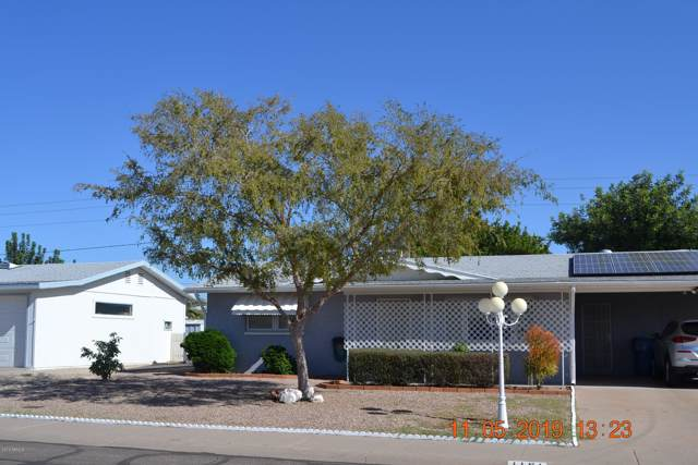 1161 S Grand Drive, Apache Junction, AZ 85120 (MLS #6006935) :: Devor Real Estate Associates