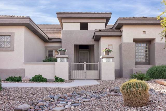15539 W La Salinas Lane, Surprise, AZ 85374 (MLS #6006939) :: Yost Realty Group at RE/MAX Casa Grande