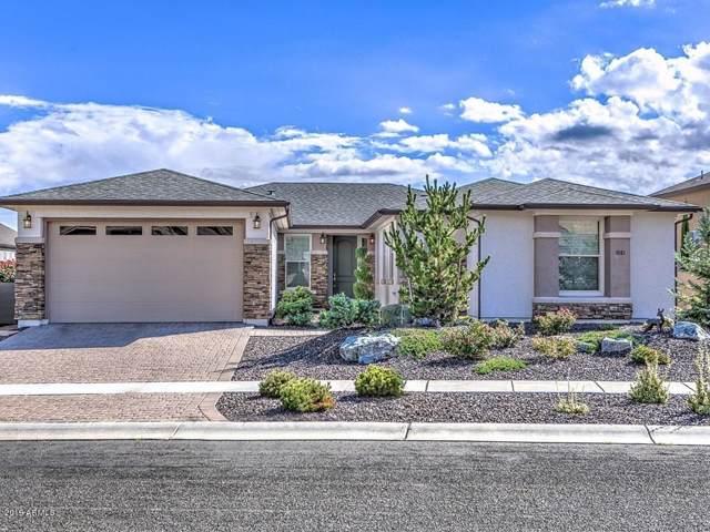 1081 N Wide Open Trail, Prescott Valley, AZ 86314 (MLS #6006951) :: Conway Real Estate