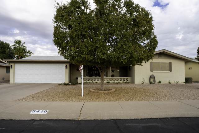 5416 E Des Moines Street, Mesa, AZ 85205 (MLS #6006982) :: Riddle Realty Group - Keller Williams Arizona Realty