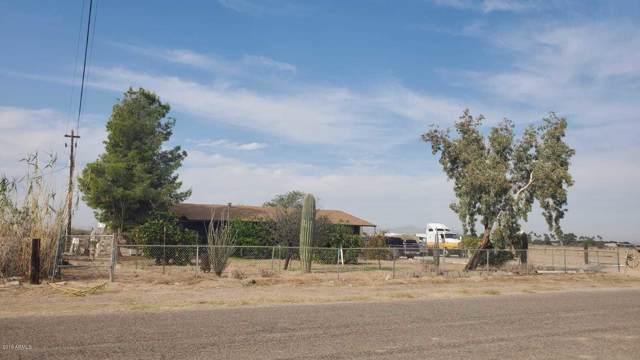 13690 N Palo Verde Drive, Maricopa, AZ 85138 (MLS #6006987) :: Team Wilson Real Estate