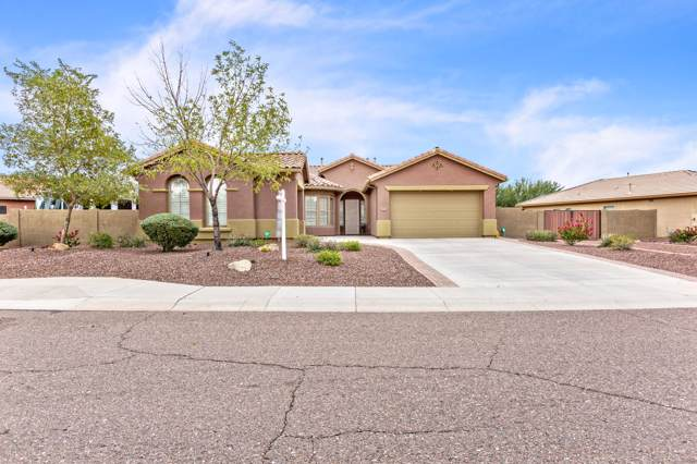 4923 W Silva Road, New River, AZ 85087 (MLS #6006990) :: The Daniel Montez Real Estate Group