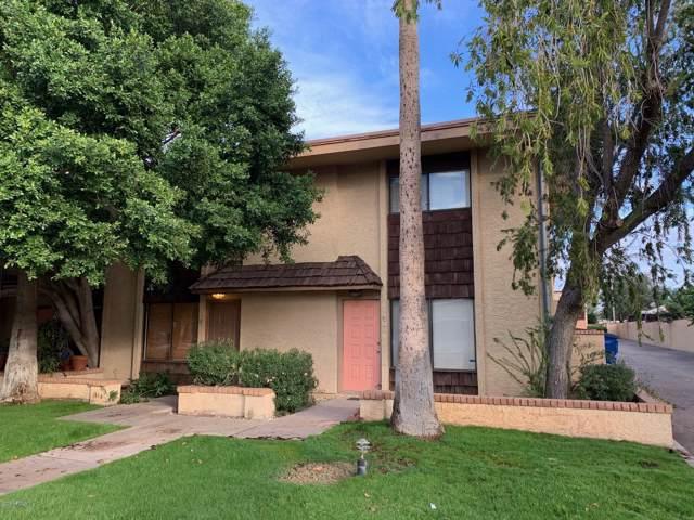 1302 E Maryland Avenue #6, Phoenix, AZ 85014 (MLS #6006991) :: Riddle Realty Group - Keller Williams Arizona Realty