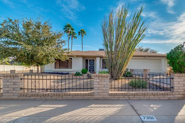 7301 W Cherry Hills Drive, Peoria, AZ 85345 (MLS #6007025) :: The Kathem Martin Team