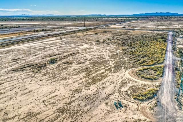 00 E Hanna Road, Eloy, AZ 85131 (MLS #6007035) :: Yost Realty Group at RE/MAX Casa Grande