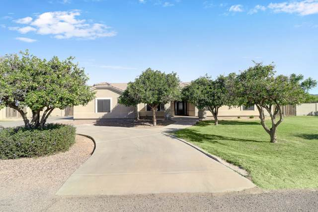 25205 S 187TH Place, Queen Creek, AZ 85142 (MLS #6007055) :: Riddle Realty Group - Keller Williams Arizona Realty