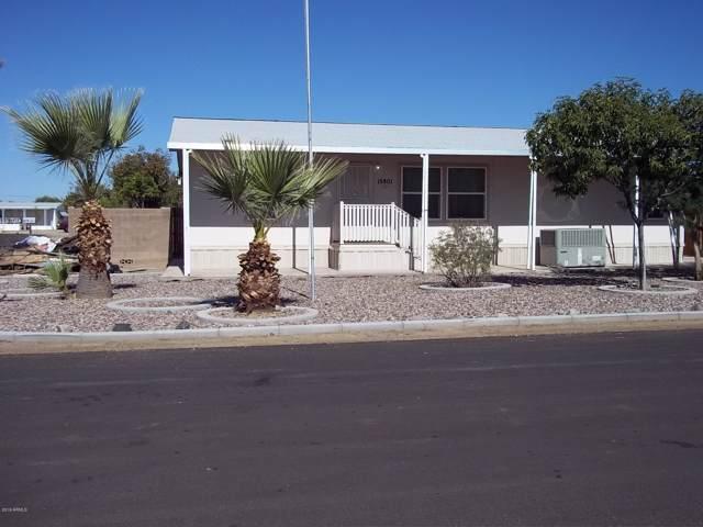 15801 N 66TH Lane, Glendale, AZ 85306 (MLS #6007066) :: Homehelper Consultants