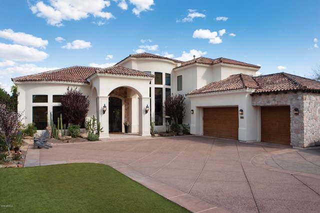 5201 N 63RD Place, Paradise Valley, AZ 85253 (MLS #6007069) :: Kepple Real Estate Group