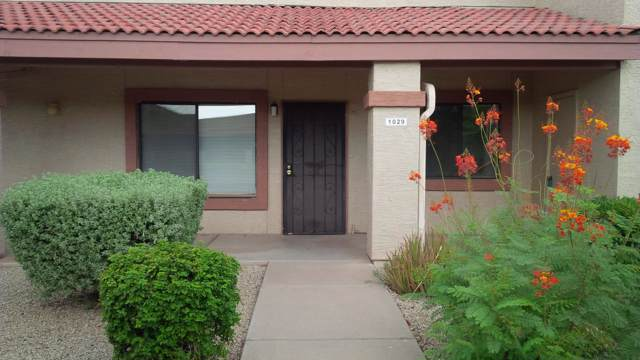 1440 N Idaho Road N #1029, Apache Junction, AZ 85119 (MLS #6007087) :: The W Group