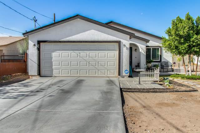 10038 N 9TH Avenue, Phoenix, AZ 85021 (MLS #6007113) :: The Kenny Klaus Team