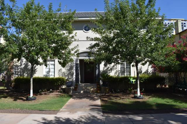 841 N 2ND Avenue #104, Phoenix, AZ 85003 (MLS #6007134) :: Brett Tanner Home Selling Team