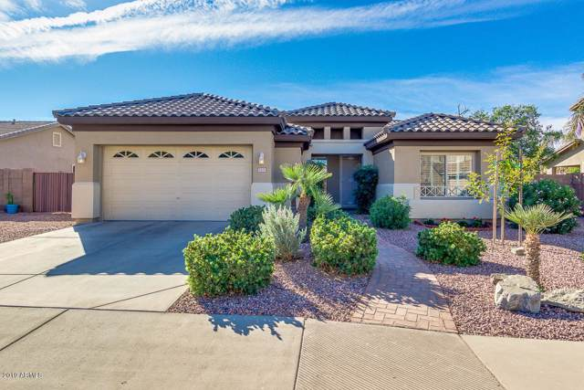 1831 E Powell Way, Chandler, AZ 85249 (MLS #6007144) :: Revelation Real Estate