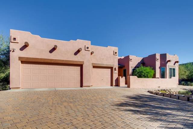 5470 E Ron Rico Road, Cave Creek, AZ 85331 (MLS #6007145) :: The Kenny Klaus Team