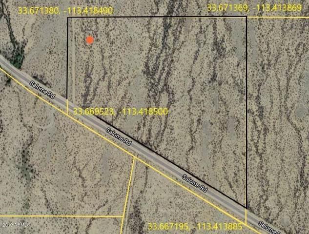 77XXX NW Salome Road, Salome, AZ 85348 (MLS #6007153) :: The Kenny Klaus Team