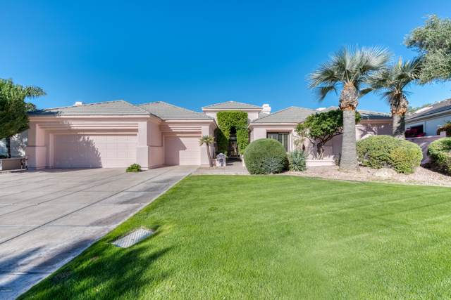11628 E Del Timbre Drive, Scottsdale, AZ 85259 (MLS #6007177) :: The Kathem Martin Team