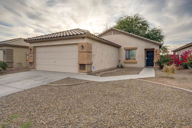 220 S Cactus Street, Coolidge, AZ 85128 (MLS #6007178) :: The W Group