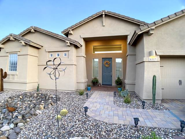6317 E Desert Forest Trail, Cave Creek, AZ 85331 (MLS #6007183) :: Openshaw Real Estate Group in partnership with The Jesse Herfel Real Estate Group