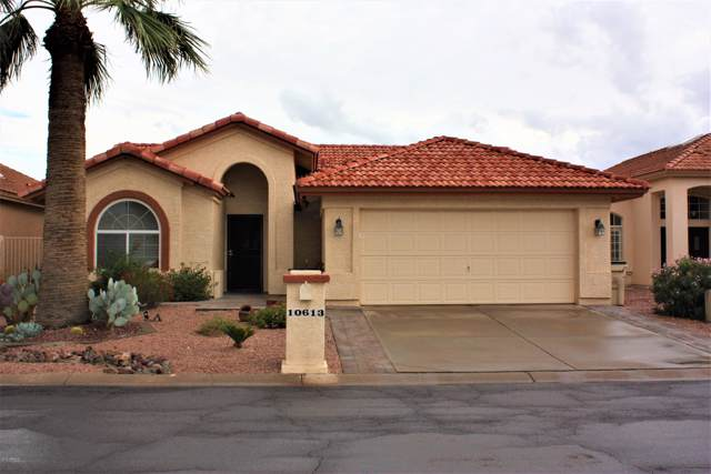 10613 E Navajo Place, Sun Lakes, AZ 85248 (MLS #6007190) :: My Home Group